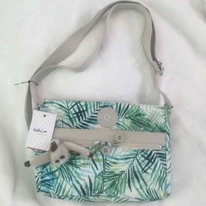 Kipling Angie Crossbody, Lively Meadows